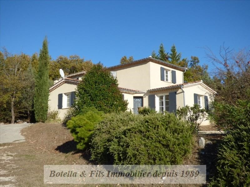 Vendita casa Barjac 299000€ - Fotografia 7