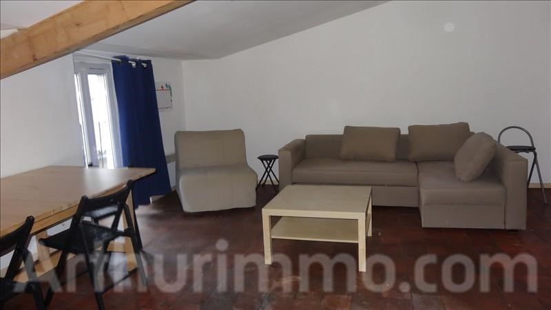 Rental apartment Lodeve 510€ CC - Picture 1