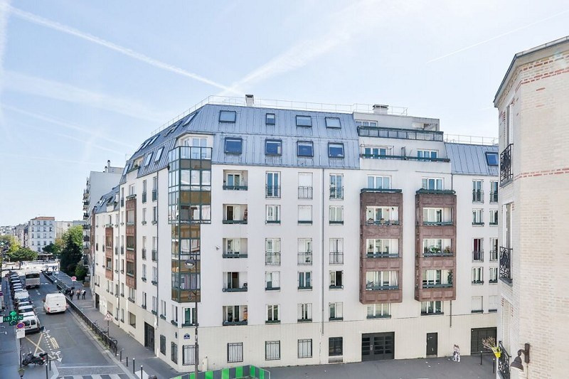 Vente appartement Paris 20ème 367000€ - Photo 9