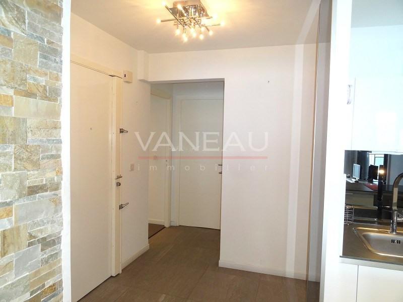 Vente de prestige appartement Juan-les-pins 646600€ - Photo 10