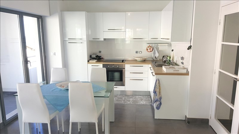 Sale apartment Menton 536 000€ - Picture 2
