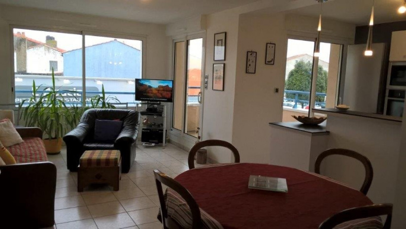 Vente appartement Chateau d olonne 221 000€ - Photo 4