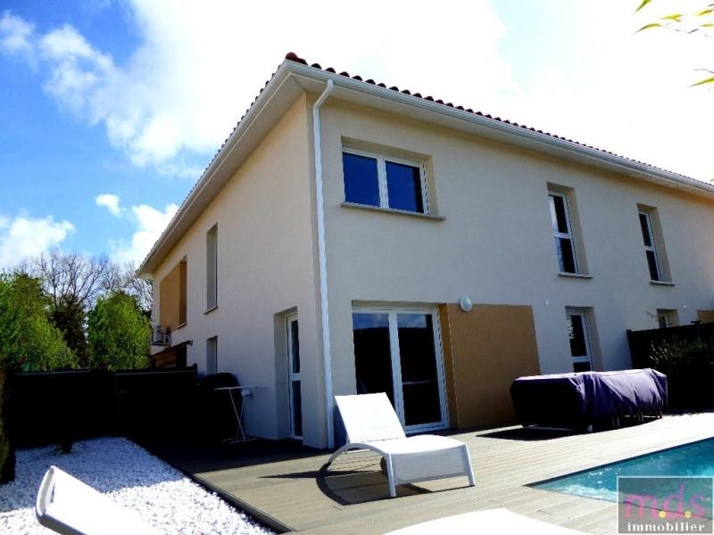 Maison duplex T4 de 2017 avec piscine