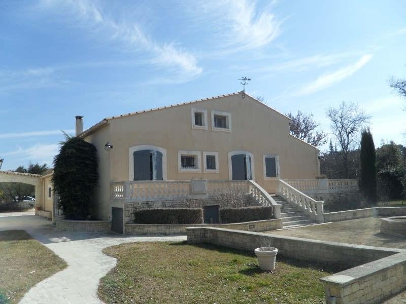 Deluxe sale house / villa Eyguieres 599000€ - Picture 1