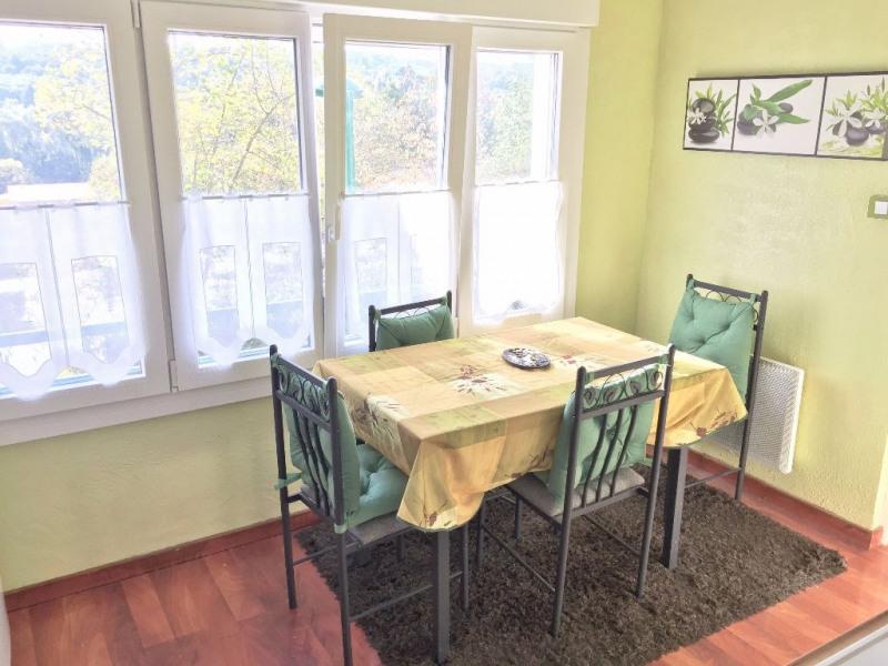 Sale apartment Villefontaine 112000€ - Picture 2