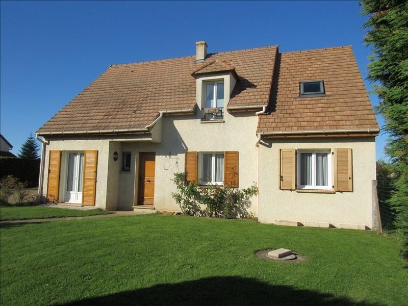 Sale house / villa Breval 298000€ - Picture 1