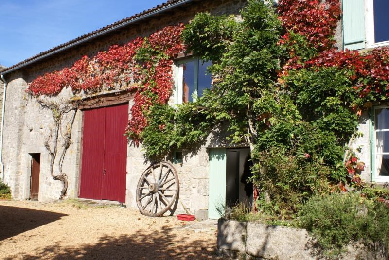 Sale house / villa Bessines sur gartempe 418000€ - Picture 7