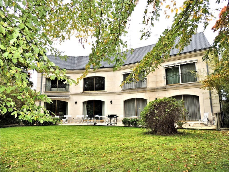 Deluxe sale house / villa Le vesinet 3 950 000€ - Picture 1