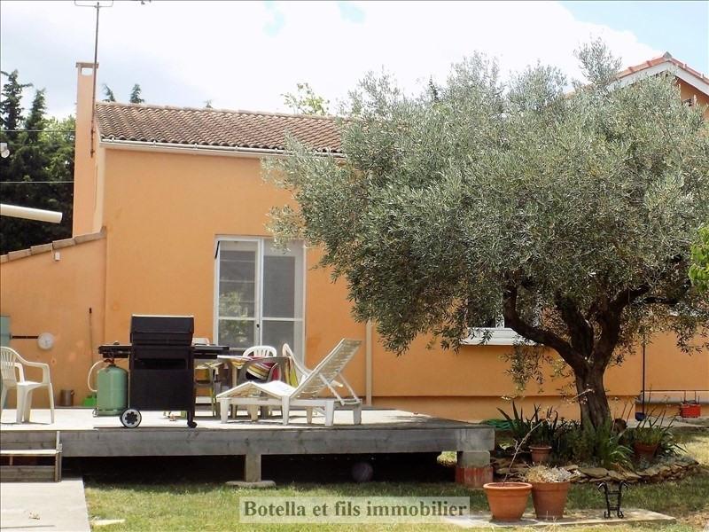 Vente maison / villa Bagnols sur ceze 266000€ - Photo 8