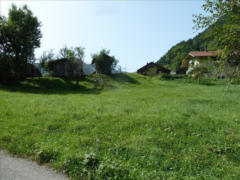Verkoop  stukken grond Seytroux 96600€ - Foto 1