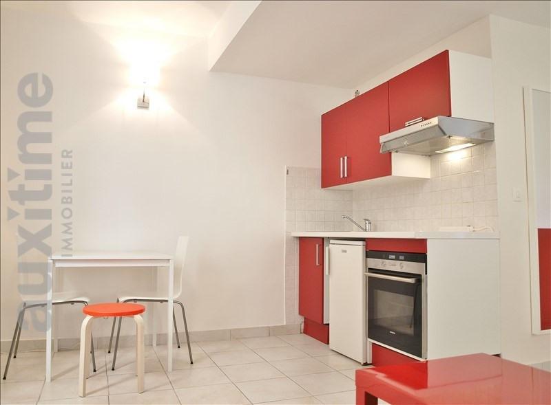 Rental apartment Marseille 2ème 590€ CC - Picture 1
