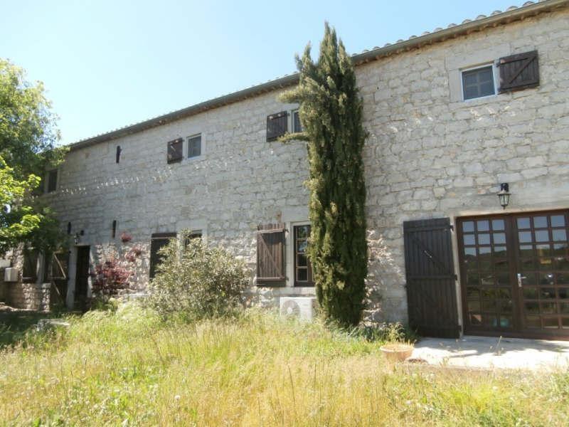 Venta  casa Ruoms 227000€ - Fotografía 3
