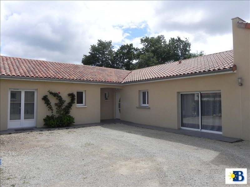 Vente maison / villa Naintre 263 940€ - Photo 5