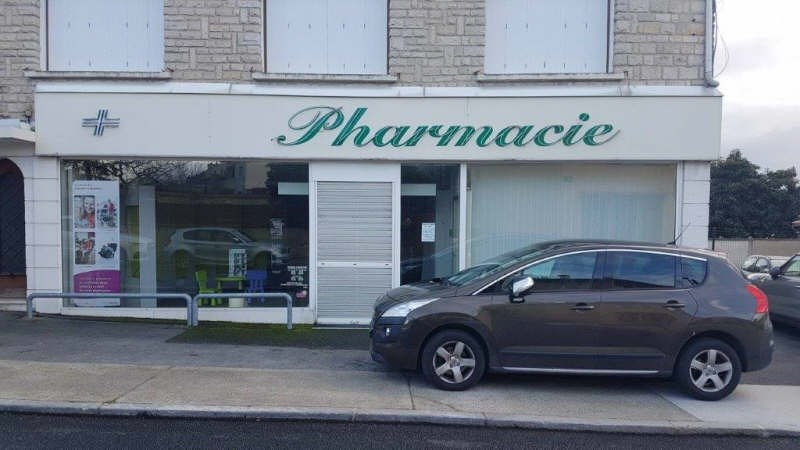 Vente local commercial Poitiers 150 080€ - Photo 1
