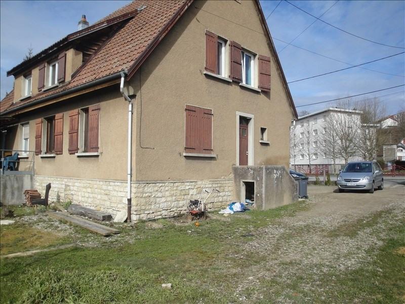 Verkauf haus Audincourt 97000€ - Fotografie 1