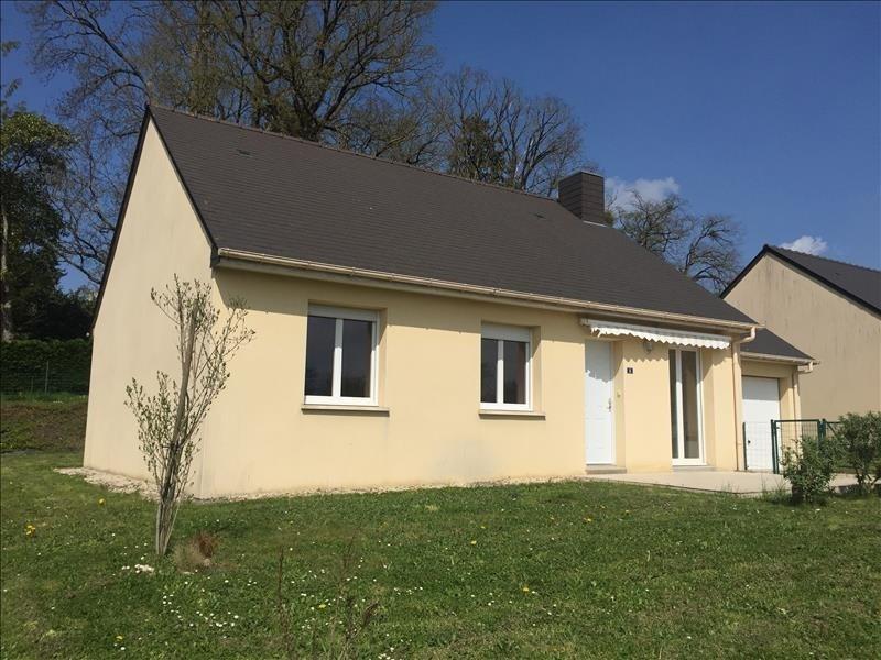 Vente maison / villa Vitre 127200€ - Photo 1