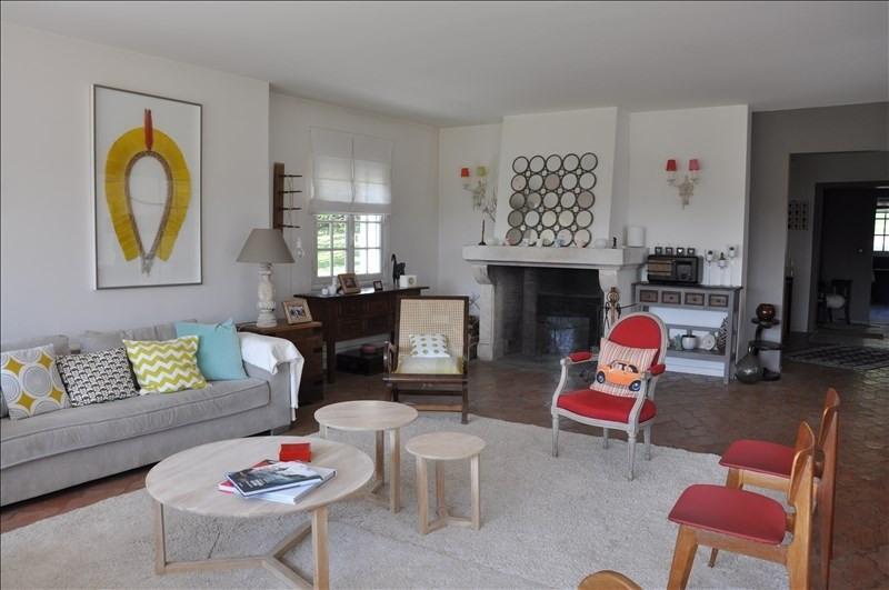 Rental house / villa St nom la breteche 4600€ CC - Picture 5