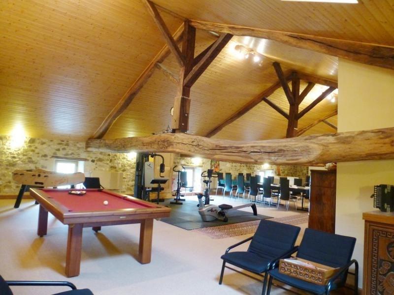 Deluxe sale house / villa Nontron 682500€ - Picture 16