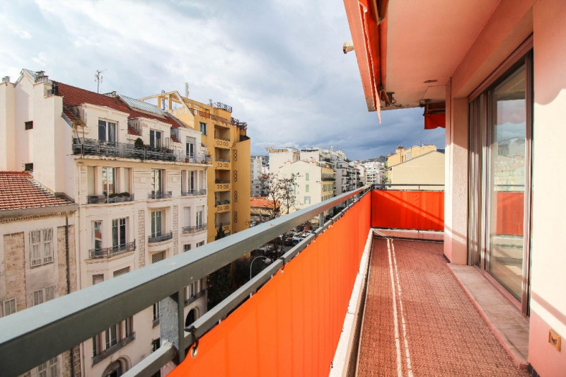 Vente appartement Nice 390 000€ - Photo 2