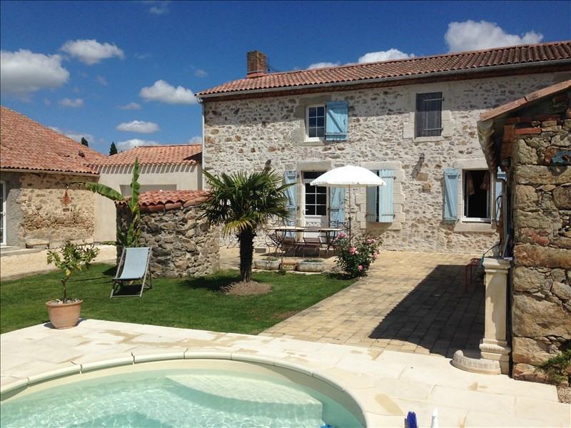 Vente de prestige maison / villa Venansault 455370€ - Photo 1