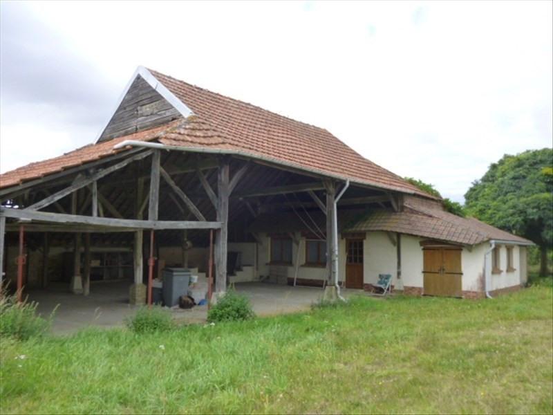 Vente maison / villa Villechauve 113000€ - Photo 2