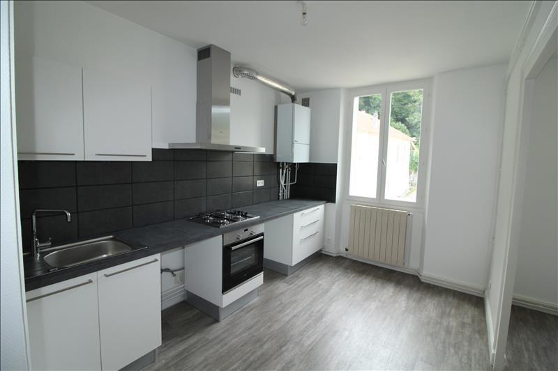 Affitto appartamento Voiron 425€ CC - Fotografia 1