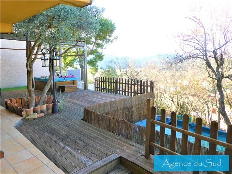 Vente maison / villa Cuges les pins 410000€ - Photo 2