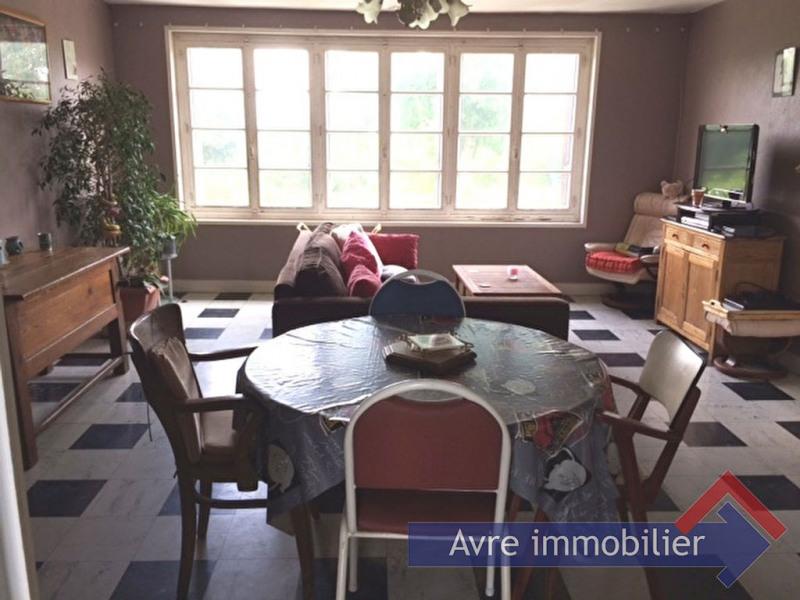 Vente maison / villa Verneuil d'avre et d'iton 127000€ - Photo 4