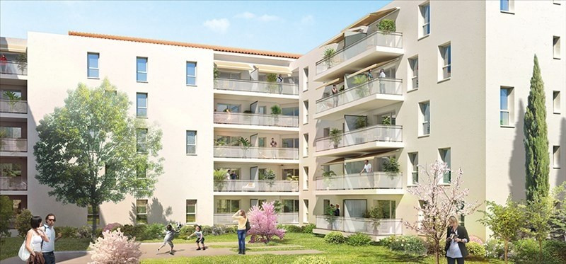 Sale apartment Bourgoin jallieu 165 500€ - Picture 1