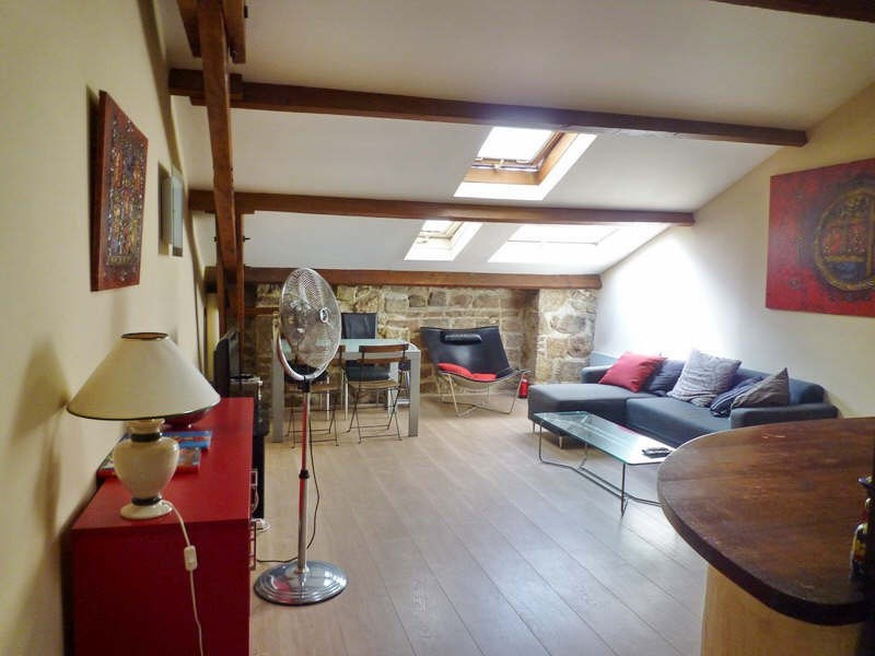 Rental apartment Nice 1100€+ch - Picture 1