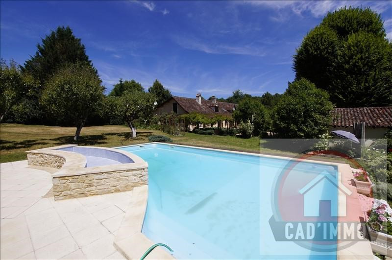 Sale house / villa Lembras 549000€ - Picture 4