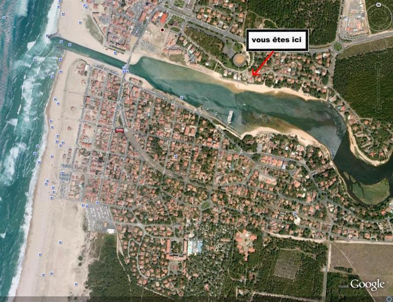 Location vacances maison / villa Mimizan plage 470€ - Photo 9