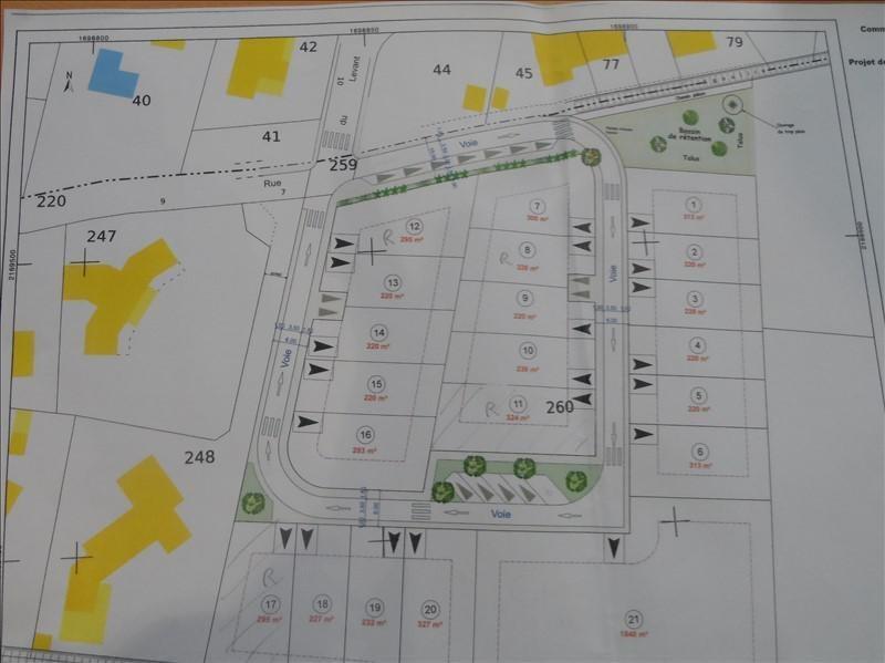 Verkoop  stukken grond Villelongue de la salanque 81000€ - Foto 1