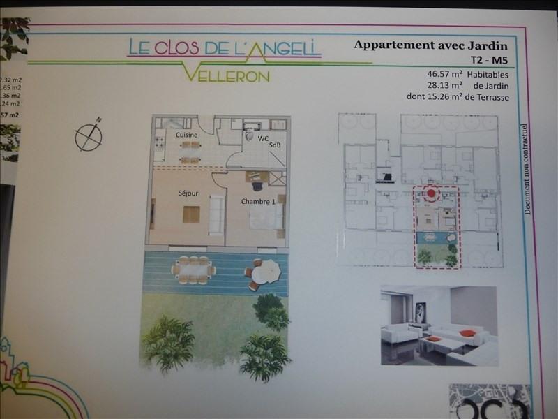 Investimento apartamento Velleron 150700€ - Fotografia 2