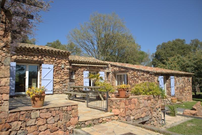 Deluxe sale house / villa Roquebrune sur argens 880000€ - Picture 6