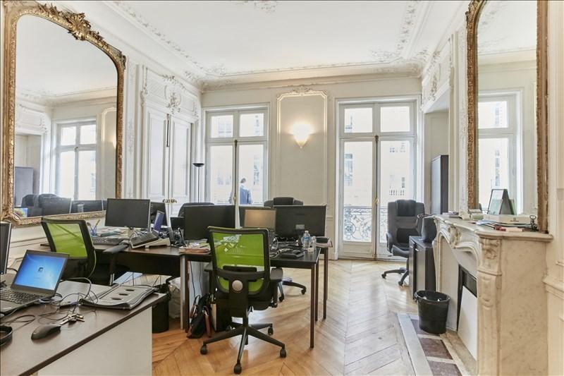 Location bureau Paris 8ème 6450€ +CH/ HT - Photo 1