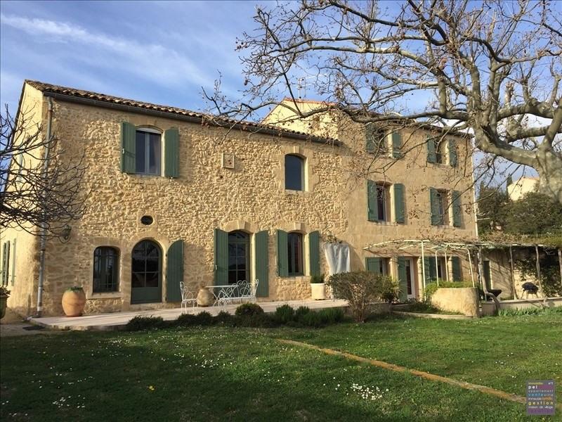 Deluxe sale house / villa Salon de provence 1100000€ - Picture 1