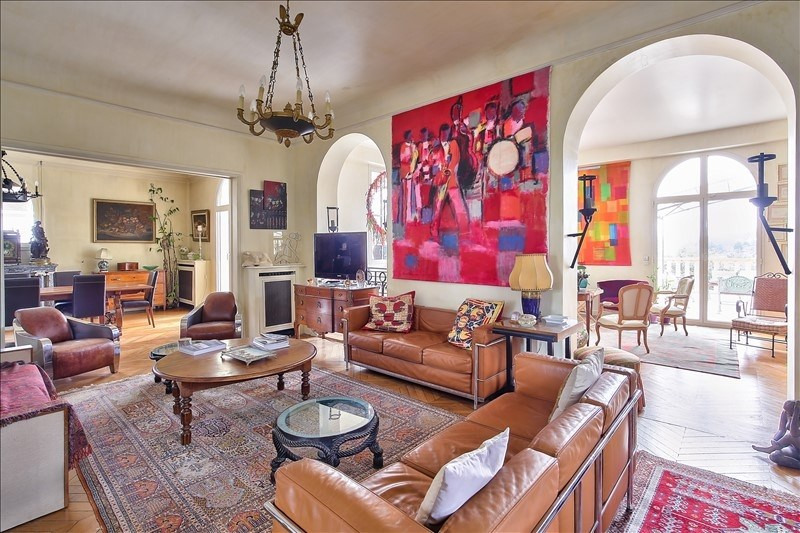 Deluxe sale house / villa Le pecq 3150000€ - Picture 2