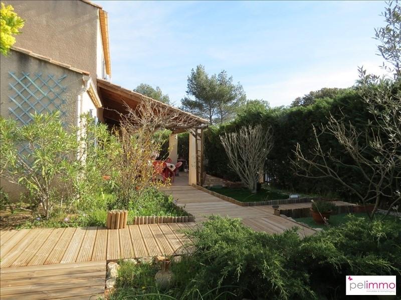 Vente maison / villa Lambesc 385000€ - Photo 2