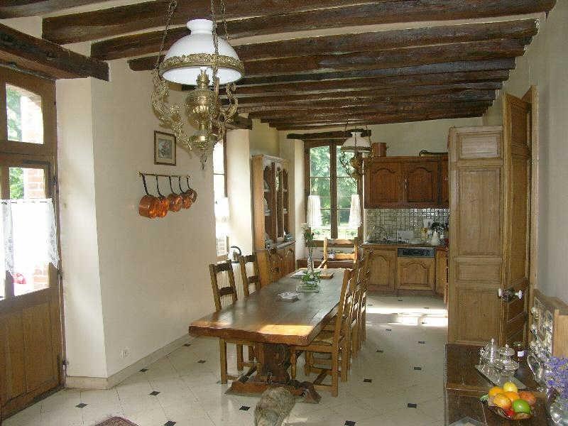 Vente maison / villa Charny oree de puisaye 550000€ - Photo 5