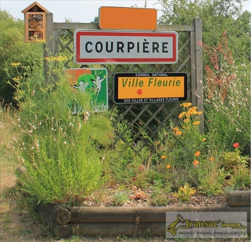 Vente terrain Courpiere 49 500€ - Photo 1