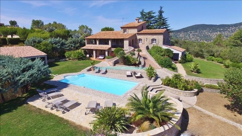 Vente de prestige maison / villa Peymeinade 1580000€ - Photo 1