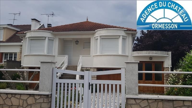 Sale house / villa Ormesson sur marne 395000€ - Picture 1