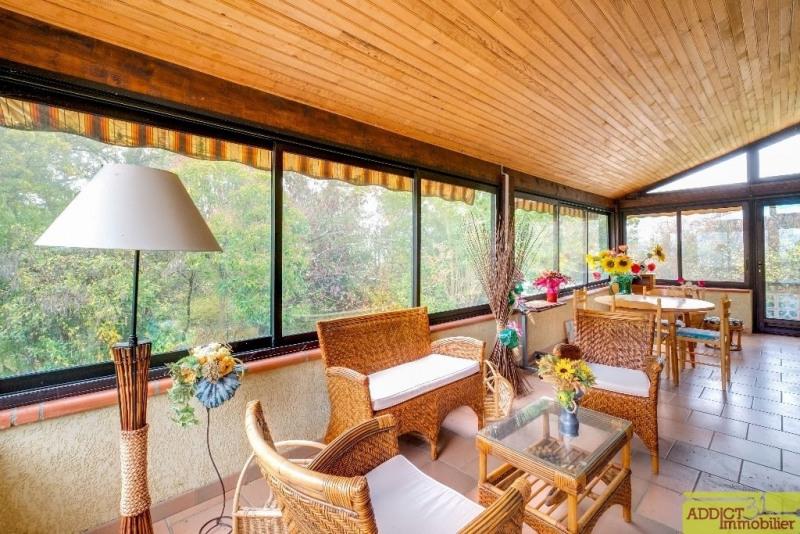 Vente maison / villa Secteur gragnague 440000€ - Photo 7