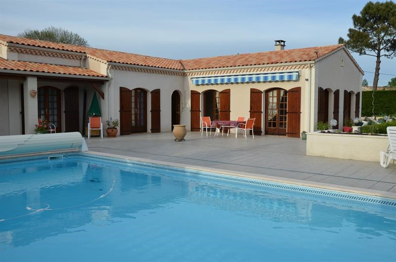 Vente maison / villa Montlieu-la garde 272000€ - Photo 1