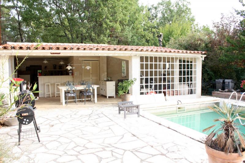Verkoop van prestige  huis Callian 730000€ - Foto 3