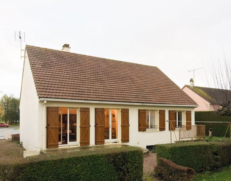 Sale house / villa Mezidon canon 159500€ - Picture 10