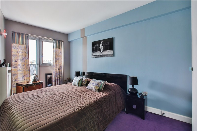 Vente appartement Paris 16ème 840000€ - Photo 5