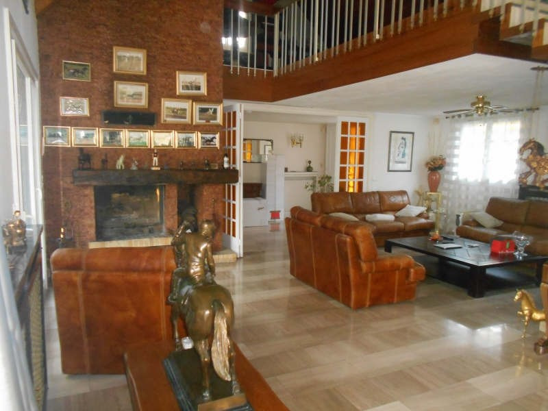 Vente maison / villa Luzarches 525000€ - Photo 4