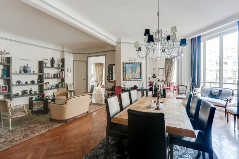 Vente de prestige appartement Paris 16ème 3 393 000€ - Photo 1